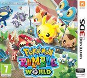 Jaquette Pokémon Rumble World