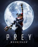 Jaquette Prey : Mooncrash
