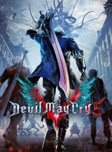 Jaquette Devil May Cry 5