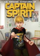 Jaquette The Awesome Adventures of Captain Spirit