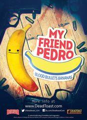 Jaquette My Friend Pedro