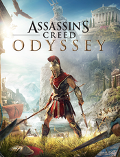 Jaquette Assassin's Creed Odyssey