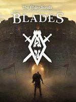 Jaquette The Elder Scrolls : Blades