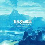 Pochette The Legend of Zelda: Breath of the Wild Original Soundtrack (OST)