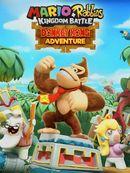 Jaquette Mario + The Lapins Crétins : Kingdom Battle - Donkey Kong Adventure