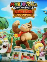 Jaquette Mario + The Lapins Crétins : Kingdom Battle - Donkey Kong Adventure