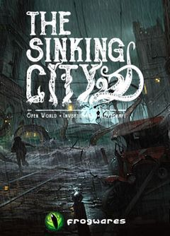Jaquette The Sinking City