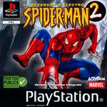 Jaquette Spider-Man 2 : La Revanche d'Electro