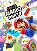 Jaquette Super Mario Party