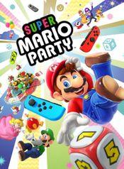 Jaquette Super Mario Party