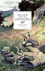 Couverture Un jour avec les dinosaures