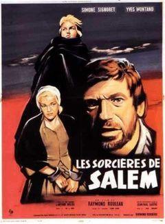 Affiche Les Sorcières de Salem