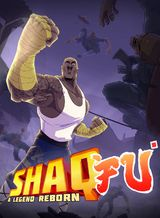 Jaquette Shaq Fu: A Legend Reborn