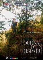 Affiche Journal d'un disparu