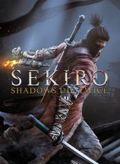 Jaquette Sekiro: Shadows Die Twice