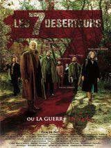 Affiche Les 7 déserteurs ou la Guerre en vrac
