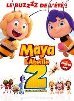 Affiche Maya l'abeille 2 : Les Jeux du miel