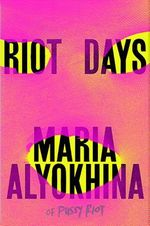 Couverture Riot Days