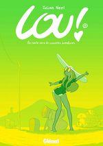 Couverture En route vers de nouvelles aventures - Lou !, tome 8