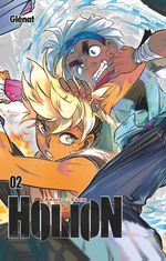 Couverture HORION - Tome 2