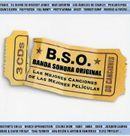 Pochette B.S.O. (Banda sonora original)