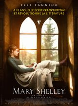 Affiche Mary Shelley