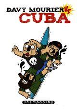 Couverture Davy Mourier vs Cuba