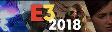 Cover E3 2018 - Ensemble des jeux (chronologie)
