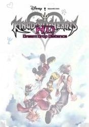 Jaquette Kingdom Hearts HD: Dream Drop Distance