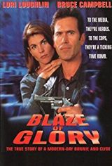 Affiche In the line of duty : Blaze of glory