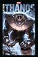 Couverture marvel anthologie: Je suis Thanos
