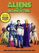 Affiche Aliens Ate My Homework