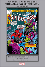 Couverture Marvel Masterworks: The Amazing Spider-Man, Volume 17
