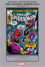 Couverture Marvel Masterworks: The Amazing Spider-Man, Volume 17