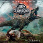Pochette Jurassic World: Fallen Kingdom (OST)