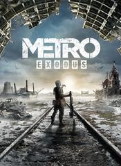 Jaquette Metro: Exodus