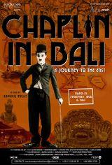 Affiche Chaplin in Bali