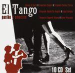 Pochette El tango: Pasión y emoción