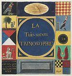 Couverture La Très Sainte Trinosophie