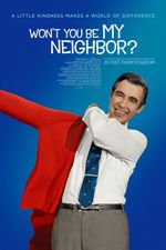 Affiche Won't You Be My Neighbor?