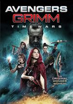 Affiche Avengers Grimm : Time Wars