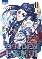 Couverture Golden Kamui, tome 11