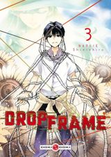 Couverture Drop Frame, tome 3