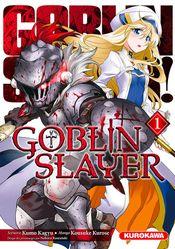 Couverture Goblin Slayer, tome 1