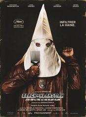 Affiche BlacKkKlansman - J'ai infiltré le Ku Klux Klan