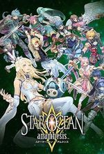 Jaquette Star Ocean : Anamnesis