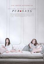Affiche Pure-sang
