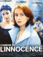 Affiche Comédie de l'innocence