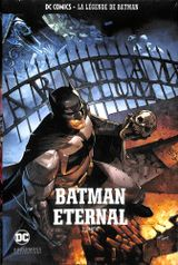 Couverture Batman : Eternal (3e parie) - DC Comics - La légende de Batman hors série 3