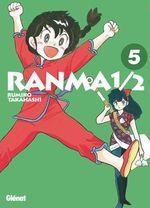 Couverture Ranma 1/2 (Édition originale), tome 5